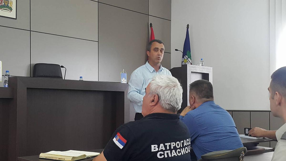Predavanje na poziv opštine Gornji Milanovac